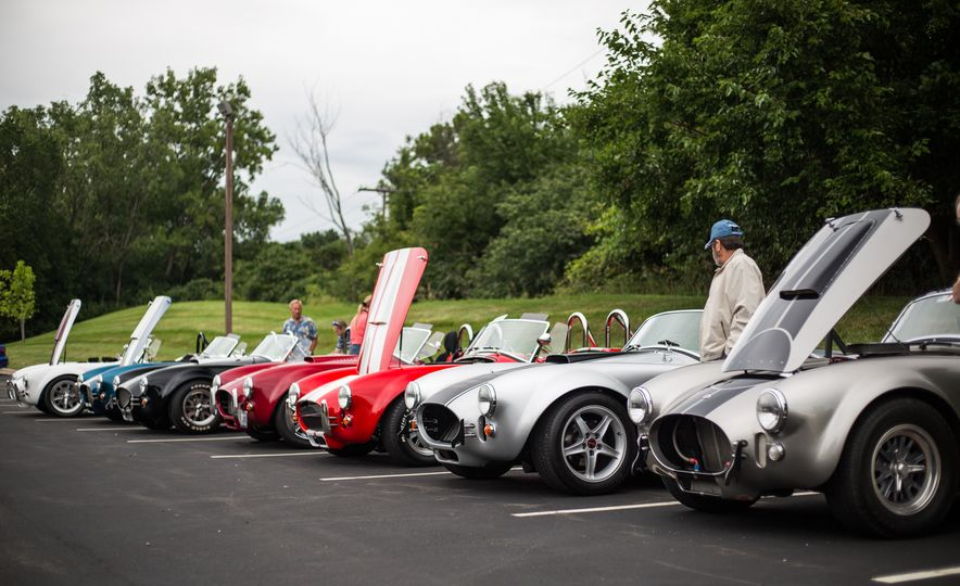 Car and Driver's Cars and Coffee 2015: The Biggest Yet - Slide 14