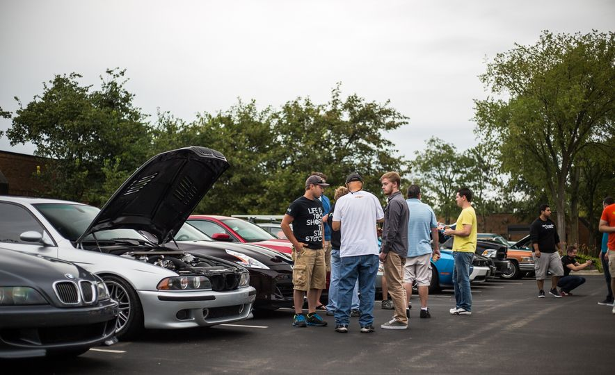 Car and Driver's Cars and Coffee 2015: The Biggest Yet - Slide 16