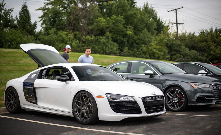 Car and Driver's Cars and Coffee 2015: The Biggest Yet - Slide 20