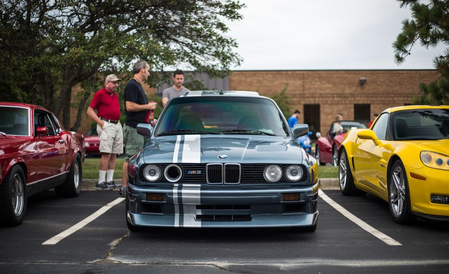 Car and Driver's Cars and Coffee 2015: The Biggest Yet - Slide 22
