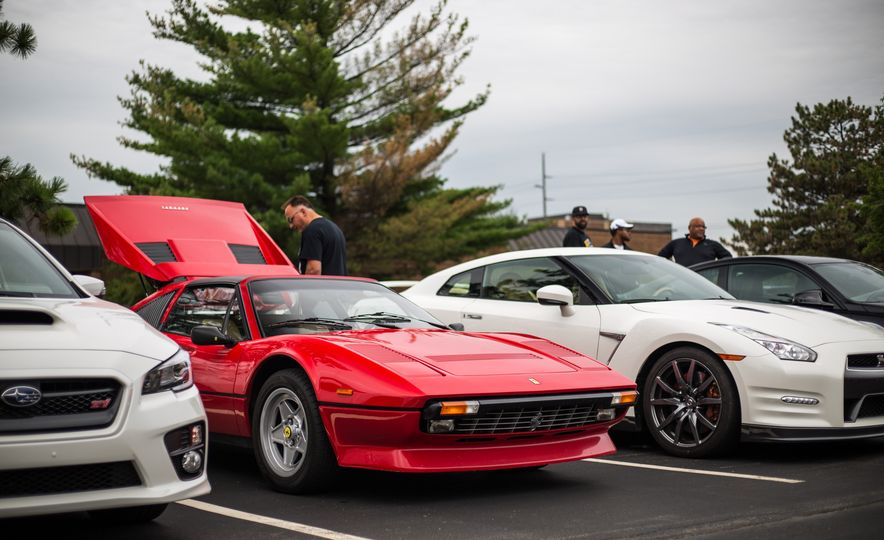 Car and Driver's Cars and Coffee 2015: The Biggest Yet - Slide 24