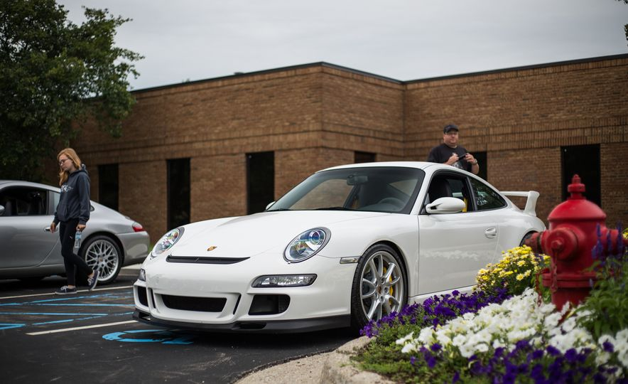 Car and Driver's Cars and Coffee 2015: The Biggest Yet - Slide 25