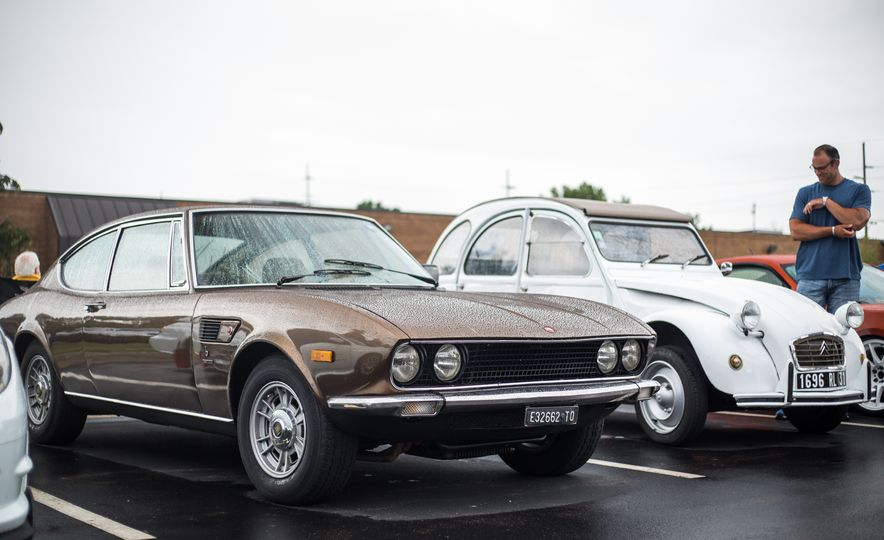 Car and Driver's Cars and Coffee 2015: The Biggest Yet - Slide 28
