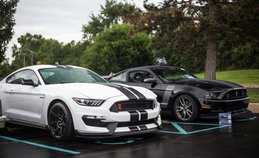Car and Driver's Cars and Coffee 2015: The Biggest Yet - Slide 29