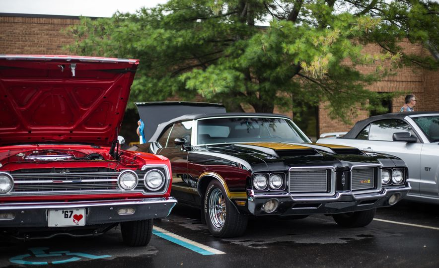 Car and Driver's Cars and Coffee 2015: The Biggest Yet - Slide 32