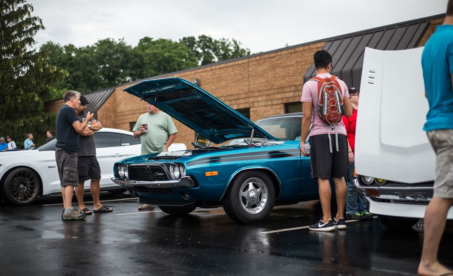 Car and Driver's Cars and Coffee 2015: The Biggest Yet - Slide 36