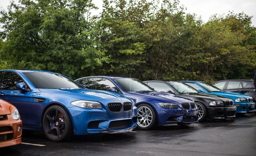 Car and Driver's Cars and Coffee 2015: The Biggest Yet - Slide 38