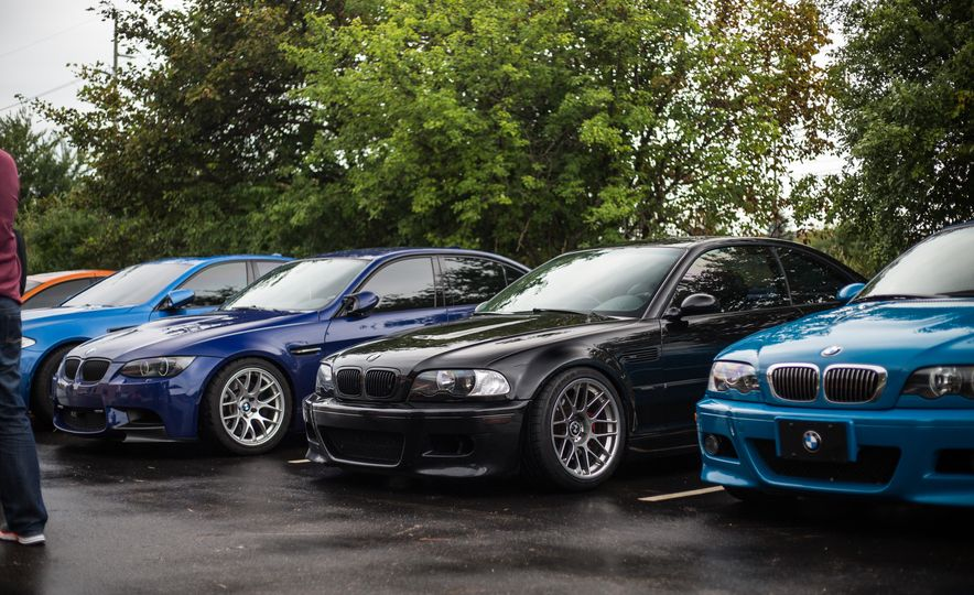 Car and Driver's Cars and Coffee 2015: The Biggest Yet - Slide 39