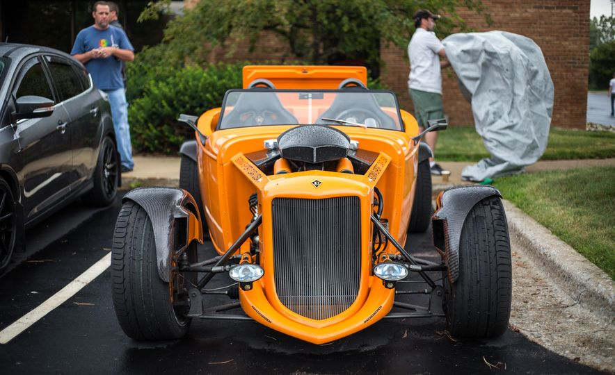 Car and Driver's Cars and Coffee 2015: The Biggest Yet - Slide 40