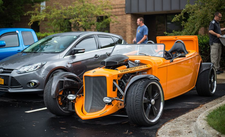 Car and Driver's Cars and Coffee 2015: The Biggest Yet - Slide 41