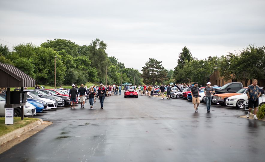 Car and Driver's Cars and Coffee 2015: The Biggest Yet - Slide 43