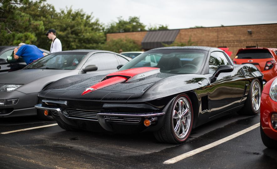 Car and Driver's Cars and Coffee 2015: The Biggest Yet - Slide 47