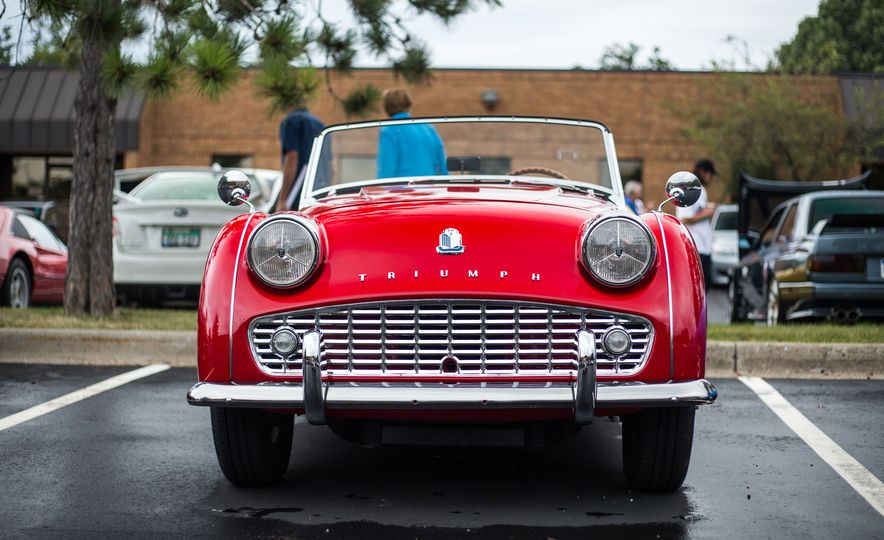 Car and Driver's Cars and Coffee 2015: The Biggest Yet - Slide 52