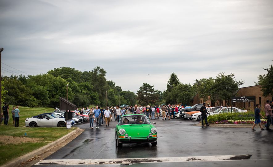 Car and Driver's Cars and Coffee 2015: The Biggest Yet - Slide 53