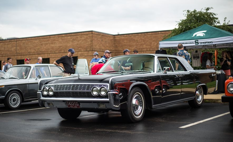 Car and Driver's Cars and Coffee 2015: The Biggest Yet - Slide 54