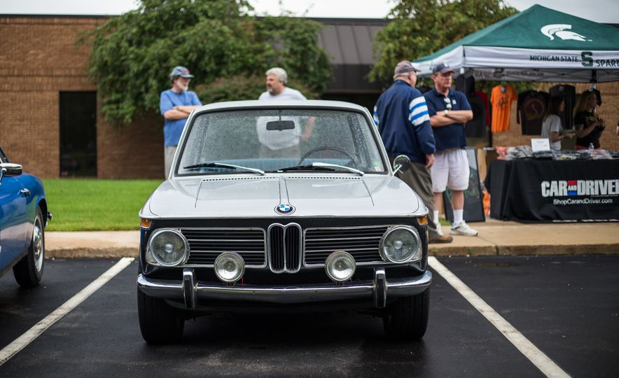 Car and Driver's Cars and Coffee 2015: The Biggest Yet - Slide 55