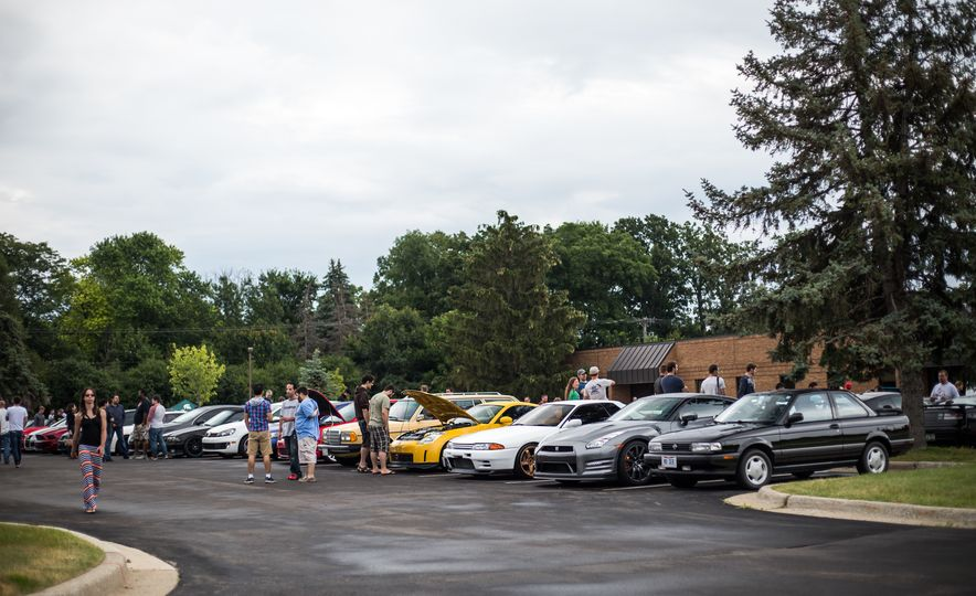 Car and Driver's Cars and Coffee 2015: The Biggest Yet - Slide 59