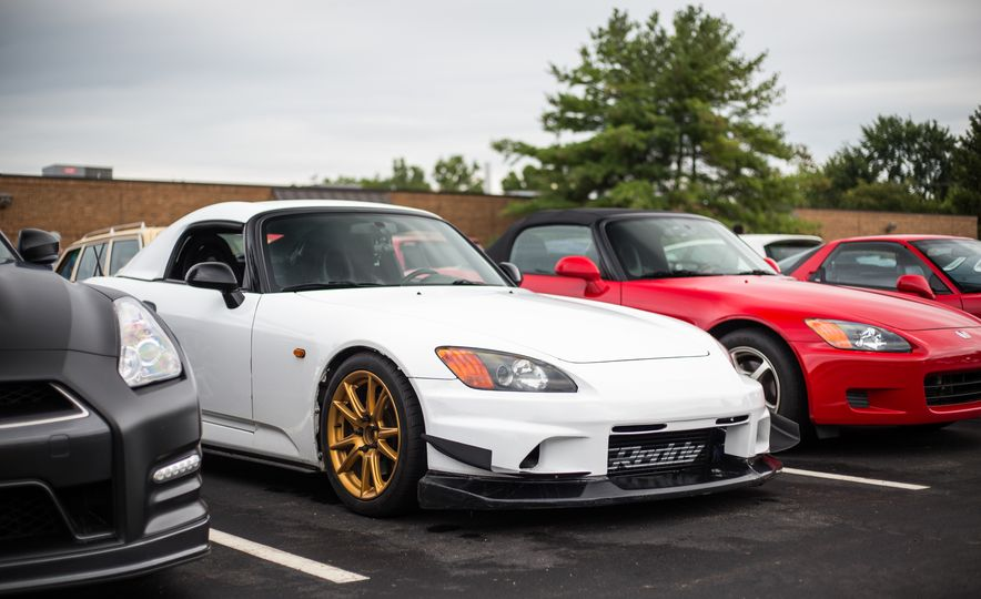 Car and Driver's Cars and Coffee 2015: The Biggest Yet - Slide 60