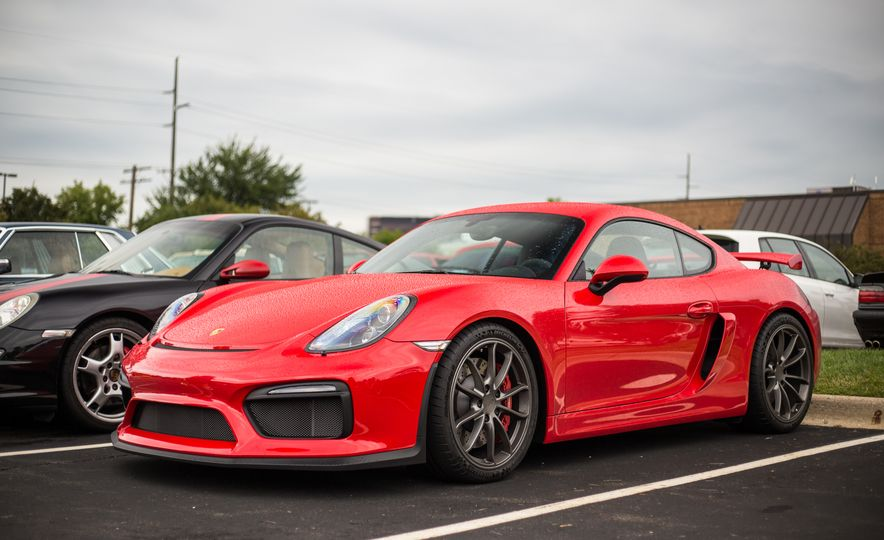 Car and Driver's Cars and Coffee 2015: The Biggest Yet - Slide 62