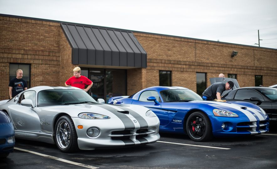 Car and Driver's Cars and Coffee 2015: The Biggest Yet - Slide 63
