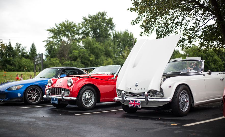 Car and Driver's Cars and Coffee 2015: The Biggest Yet - Slide 67