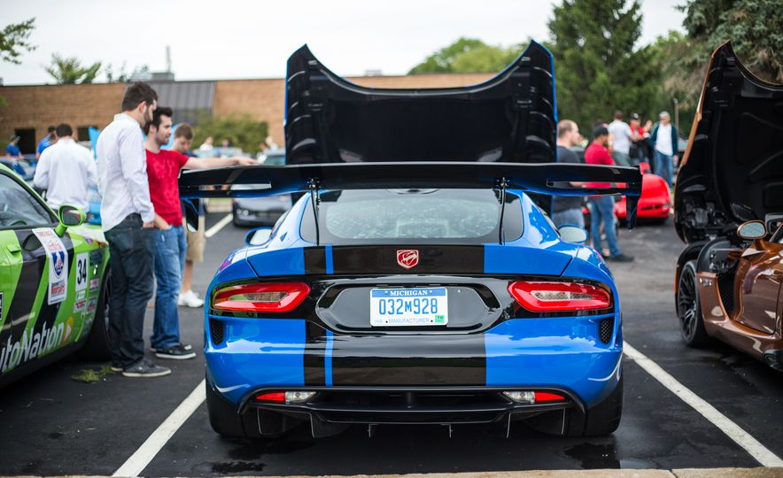Car and Driver's Cars and Coffee 2015: The Biggest Yet - Slide 69