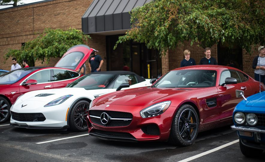 Car and Driver's Cars and Coffee 2015: The Biggest Yet - Slide 70