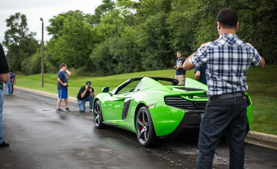 Car and Driver's Cars and Coffee 2015: The Biggest Yet - Slide 71