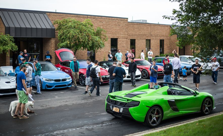 Car and Driver's Cars and Coffee 2015: The Biggest Yet - Slide 72