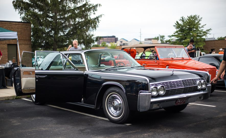 Car and Driver's Cars and Coffee 2015: The Biggest Yet - Slide 73