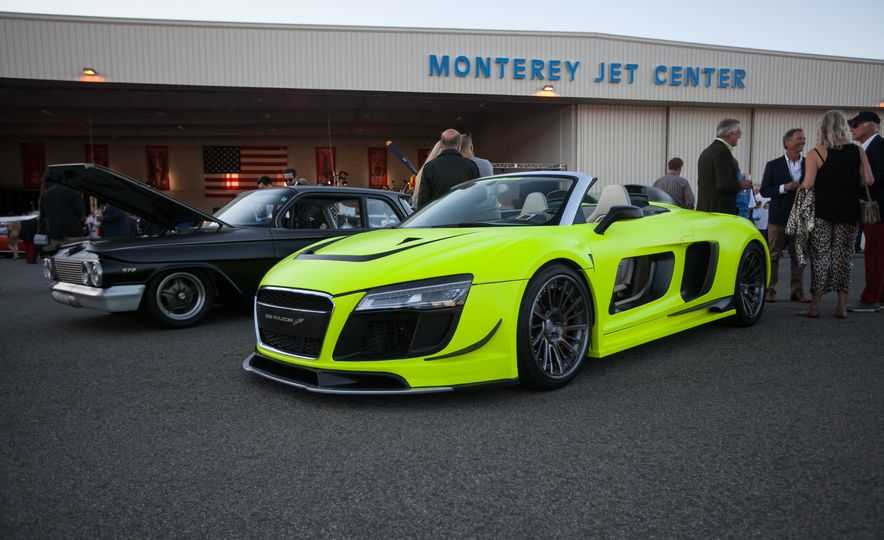 Cars and Bikes and Things That Fly: McCall Motorworks at the Monterey Jet Center - Slide 9