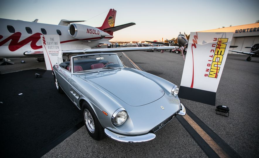 Cars and Bikes and Things That Fly: McCall Motorworks at the Monterey Jet Center - Slide 15