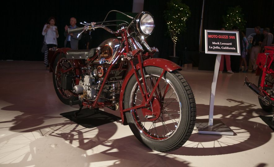 Cars and Bikes and Things That Fly: McCall Motorworks at the Monterey Jet Center - Slide 26