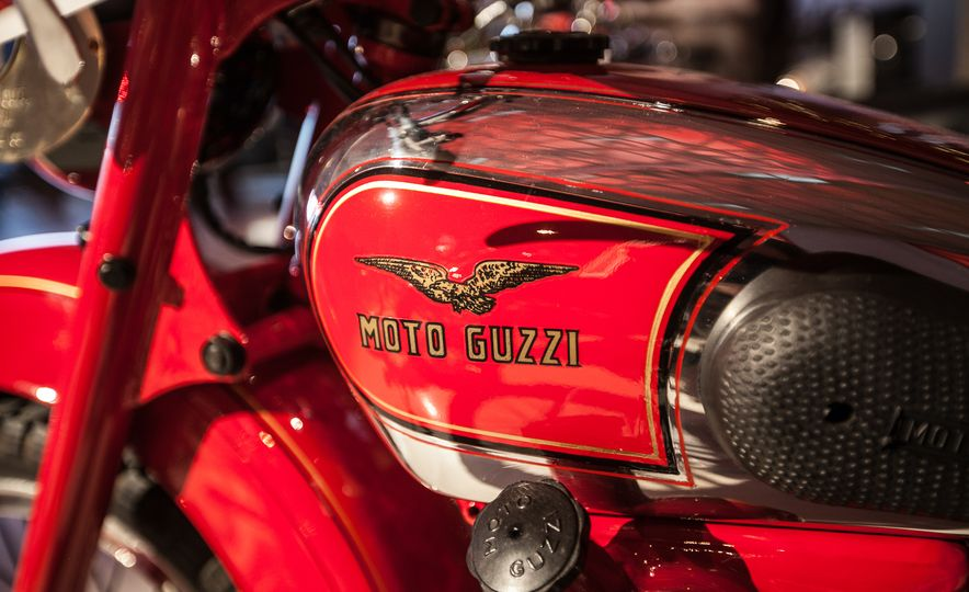 Cars and Bikes and Things That Fly: McCall Motorworks at the Monterey Jet Center - Slide 27