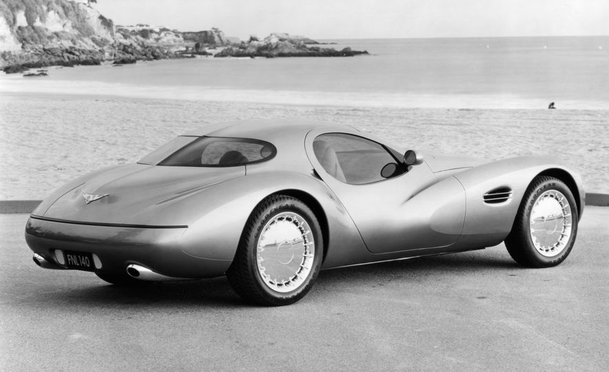 Exceptional Conceptual: The Greatest Concept Cars of All Time, Volume I - Slide 11