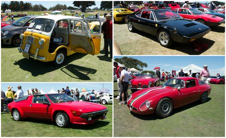 Beyond the Usual: 8 Favorites from Concorso Italiano 2015