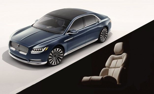 Butt-Tested: The Lincoln Continental's 30-Way Adjustable Seats