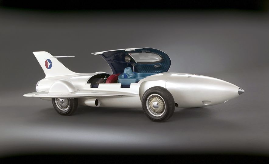 Exceptional Conceptual: The Greatest Concept Cars of All Time, Volume I - Slide 21