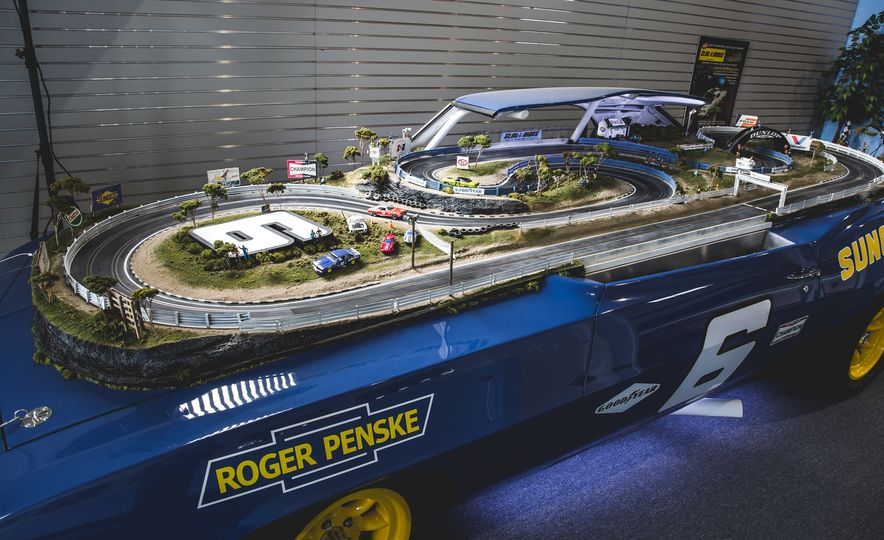 David Beattie Makes the World's Most Extravagant and Realistic Slot-Car Tracks - Slide 2