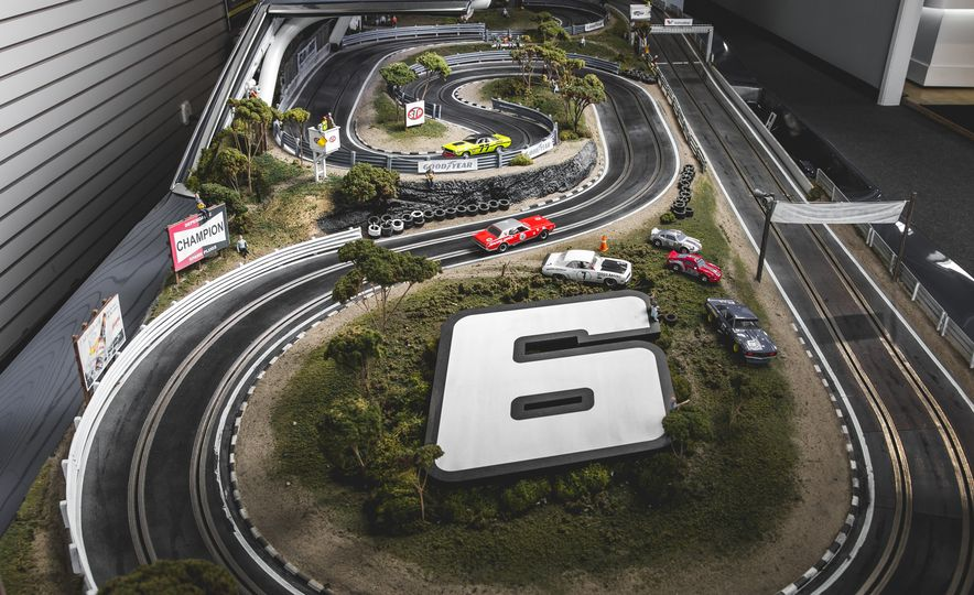 David Beattie Makes the World's Most Extravagant and Realistic Slot-Car Tracks - Slide 3