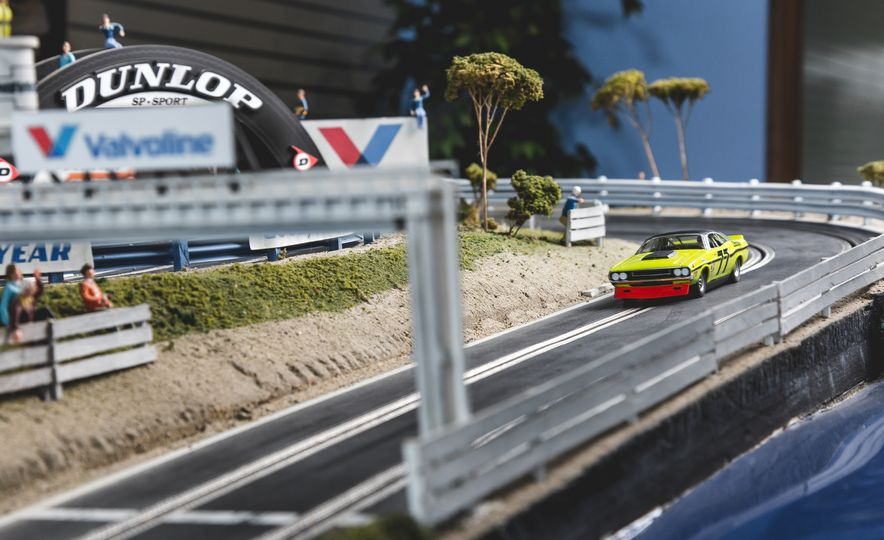 David Beattie Makes the World's Most Extravagant and Realistic Slot-Car Tracks - Slide 14
