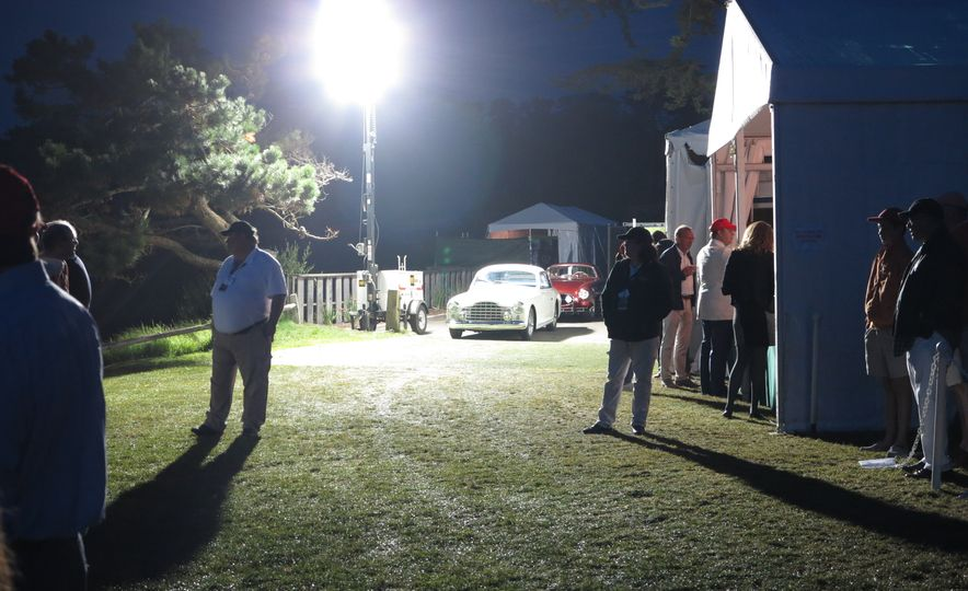 Dawn Patrol: Early Morning Look at Over 200 Concours d'Élégance Contenders - Slide 1