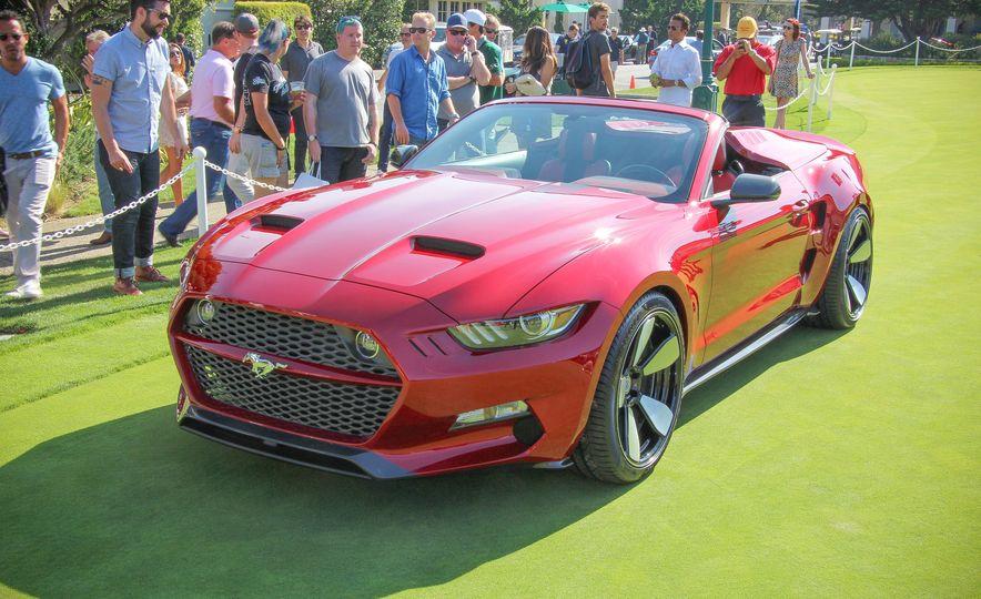 2016 Ford Mustang Galpin Rocket Speedster - Slide 4
