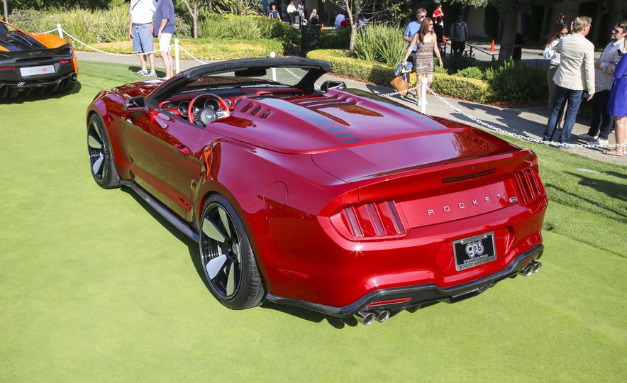 2016 Ford Mustang Galpin Rocket Speedster - Slide 21