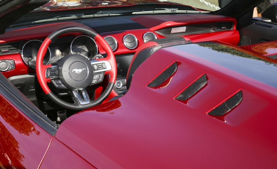 2016 Ford Mustang Galpin Rocket Speedster - Slide 23