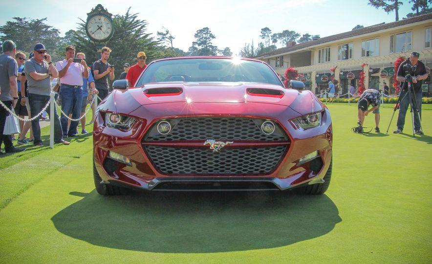 2016 Ford Mustang Galpin Rocket Speedster - Slide 9