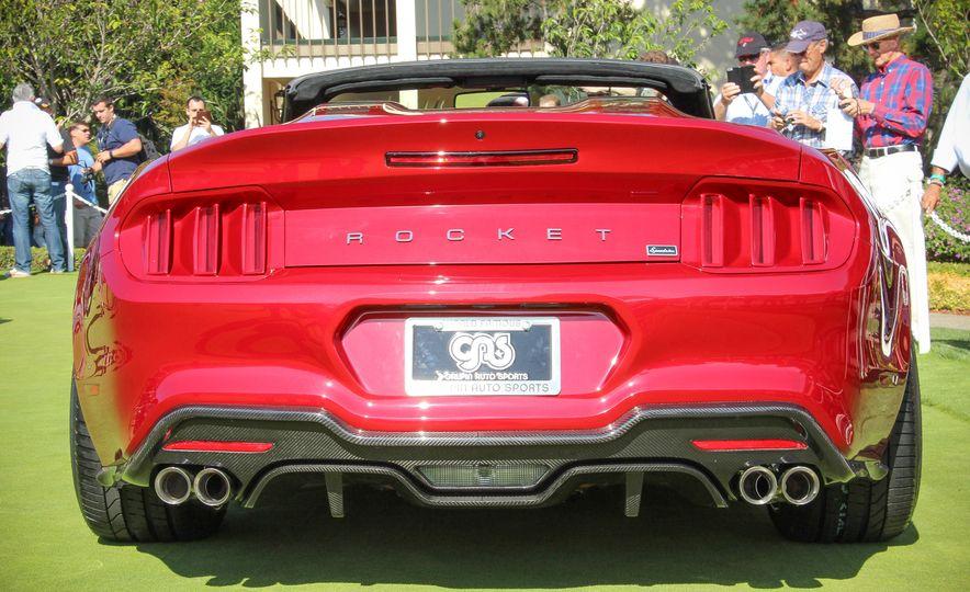 2016 Ford Mustang Galpin Rocket Speedster - Slide 11