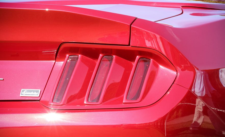 2016 Ford Mustang Galpin Rocket Speedster - Slide 16