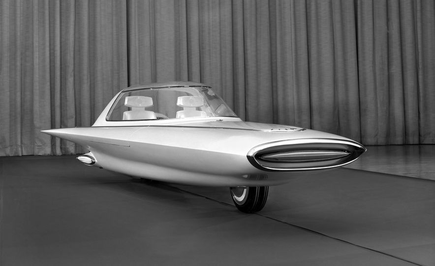 Exceptional Conceptual: The Greatest Concept Cars of All Time, Volume I - Slide 6
