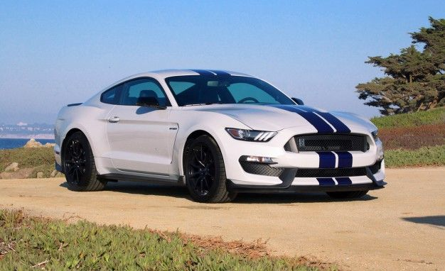 2016 Ford Mustang Shelby GT350 Pictures | Photo Gallery